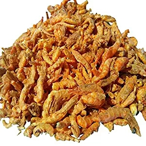 Freeze Dried Krill, Ideal for Tropicals, Koi & Pond Fish, Turtles